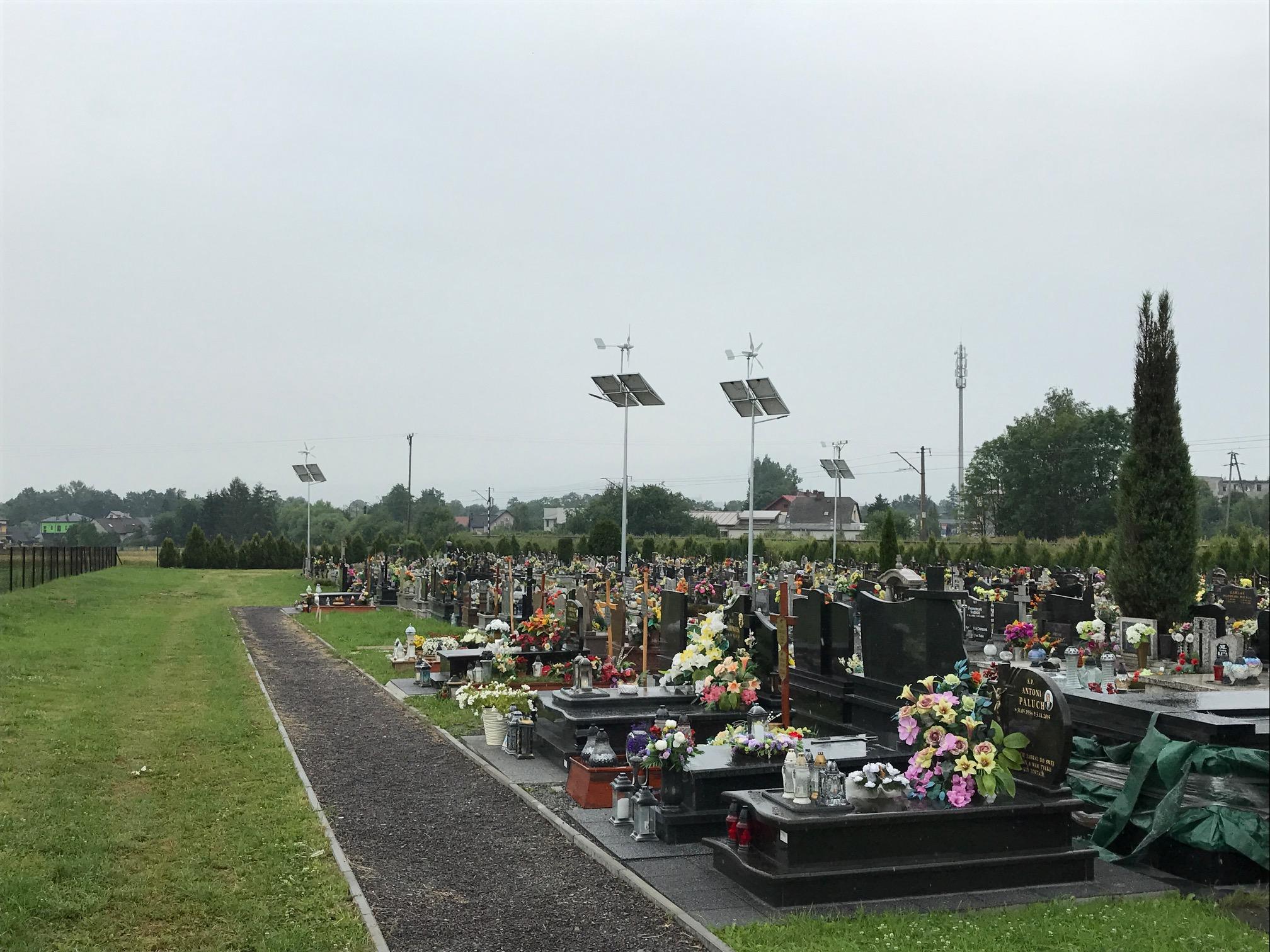 Lampy Solarne Na Cmentarzach Nie Tylko Beskidy News